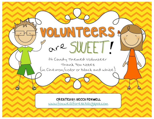 Volunteers are sweet foxwell forest volunteers are sweet thecheapjerseys Image collections