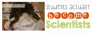 Becoming Scientists and a FREEBIE!