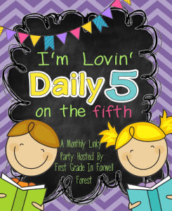 I'm Lovin' Daily 5 on the Fifth {February 5th Edition}