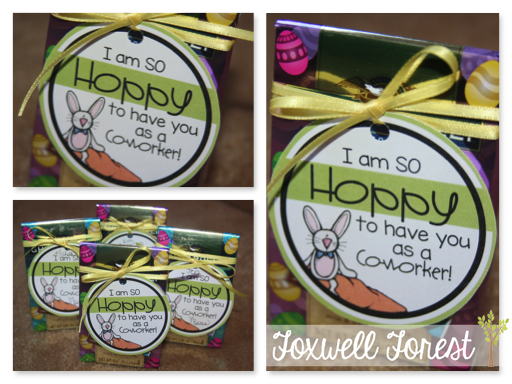 Easter gift tag freebie foxwell forest easter gift tag freebie negle Choice Image