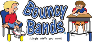 We Like to Move It, Move It with Bouncy Bands!