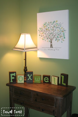Personal Touches Can Make the Difference - Foxwell Forest